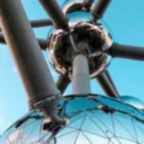 The Atomium - Detail