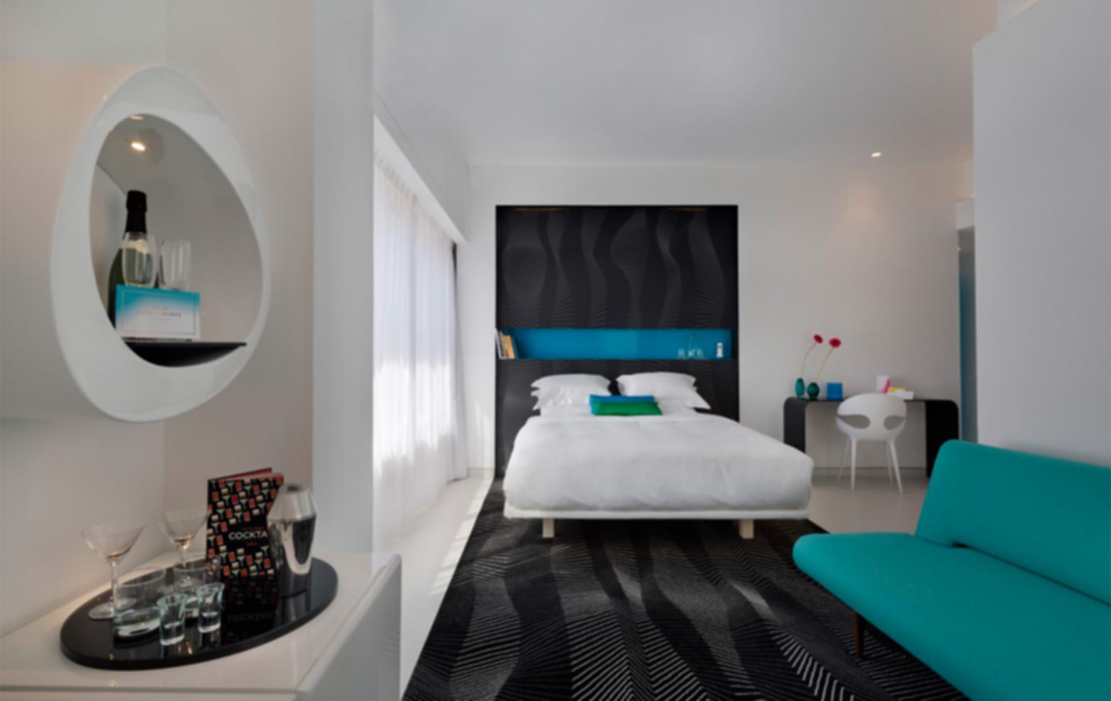 Poli House - Bedroom