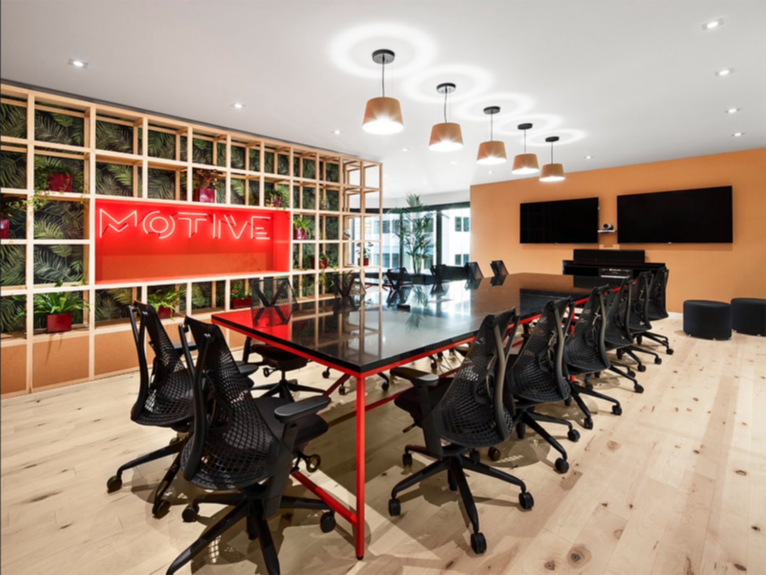 Electronic Arts Offices - Meeting Room