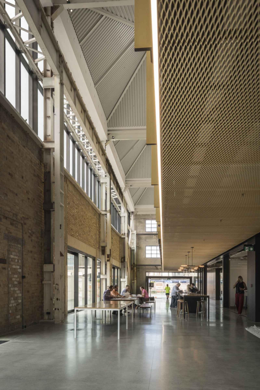 Mason Bros - Interior Laneway