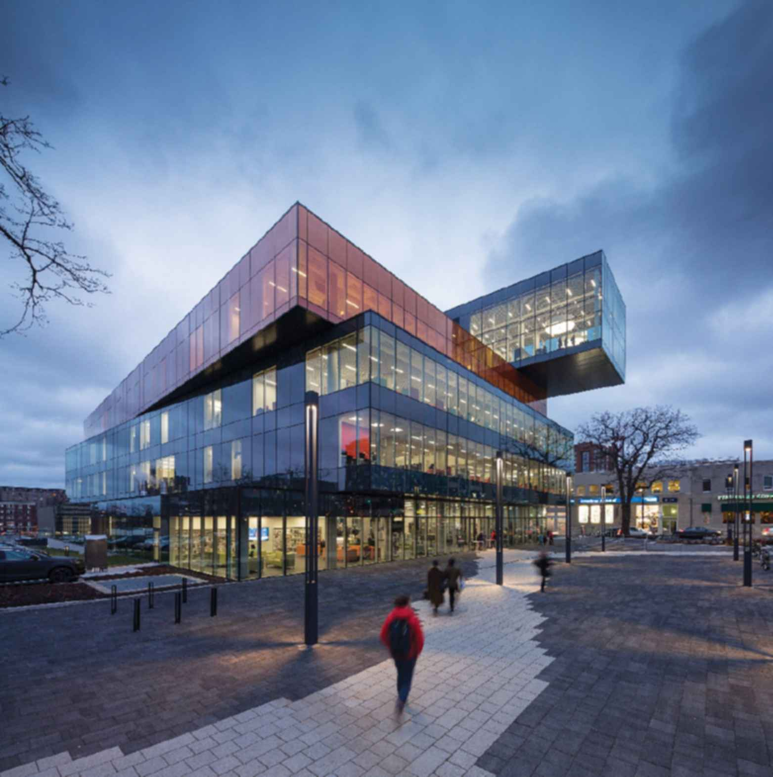 New Halifax Central Library - Exterior