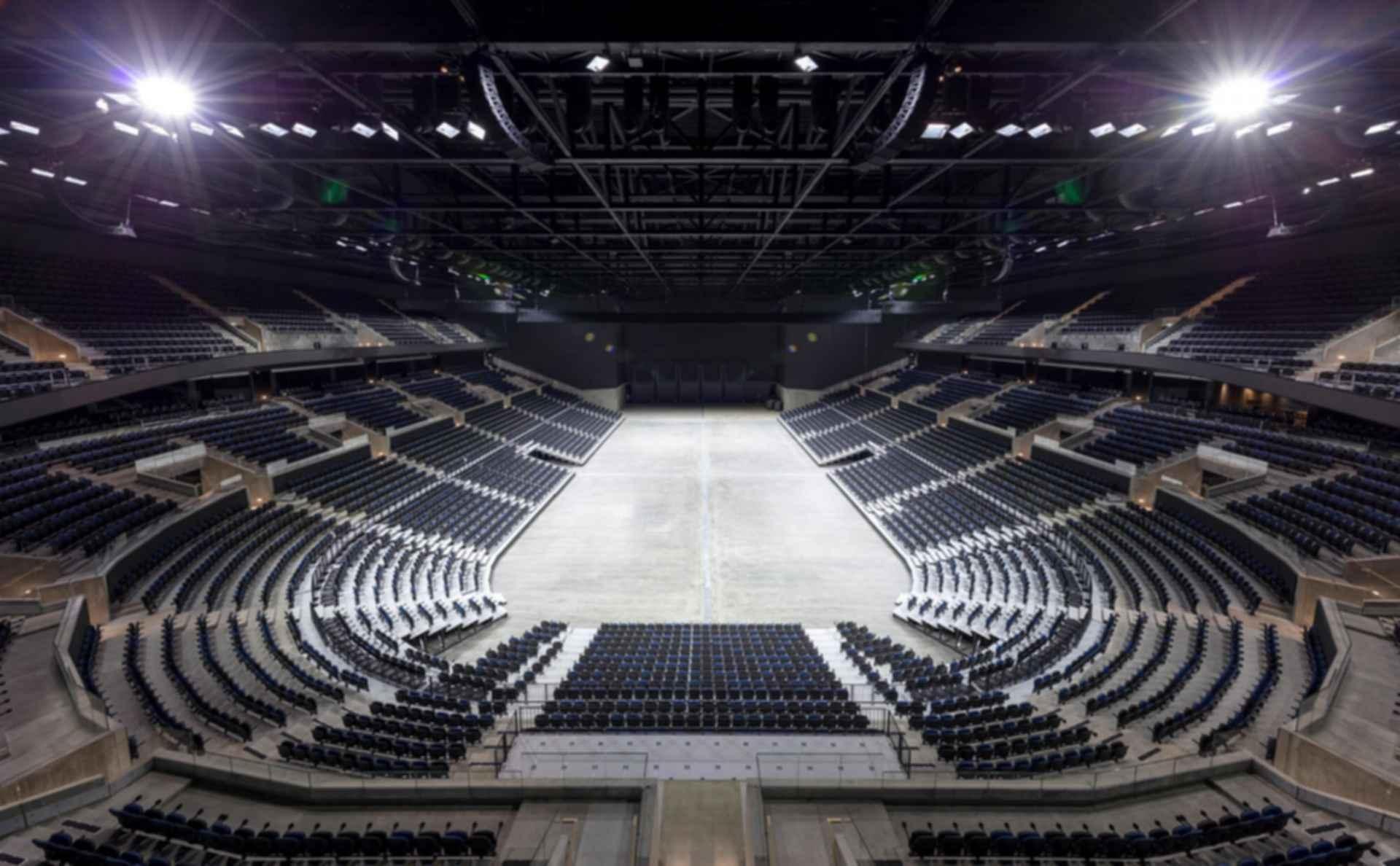 Royal Arena - Interior