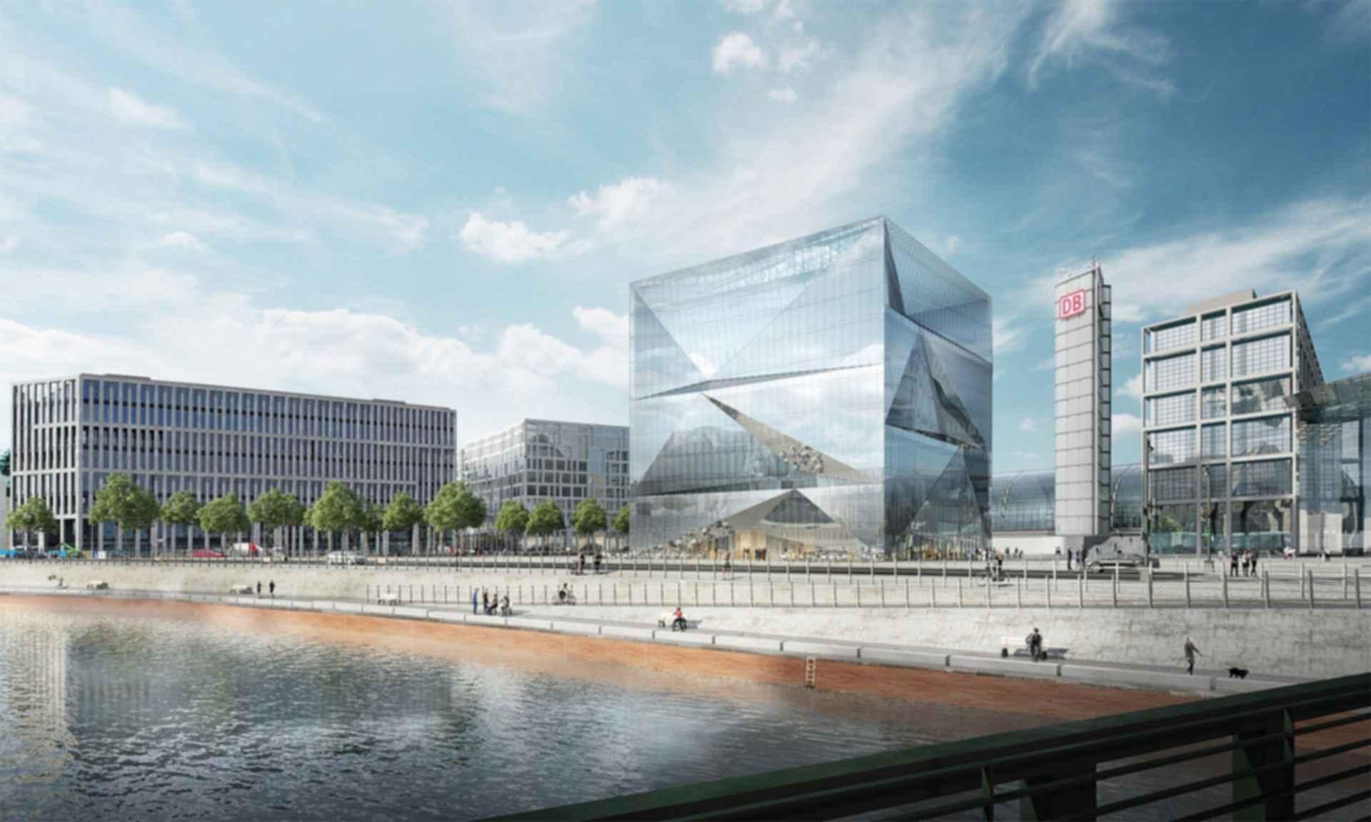 CUBE Berlin - Concept Design