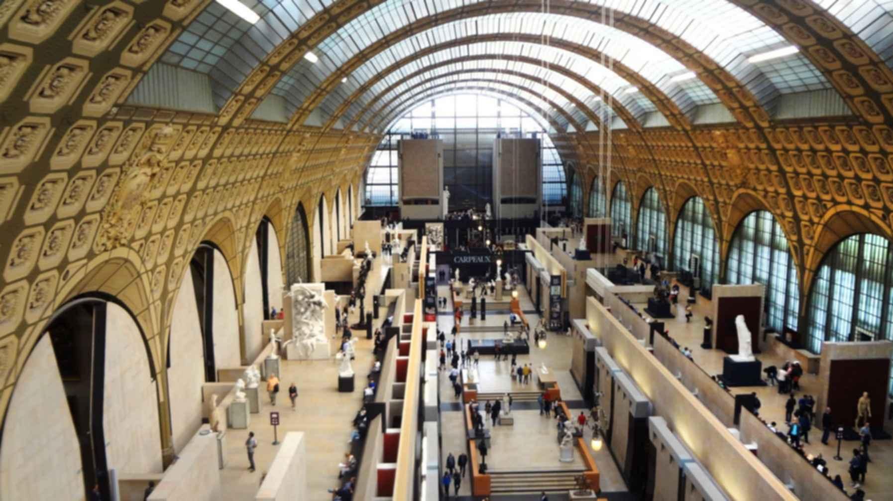 Musee D Orsay Interior Modlar Com