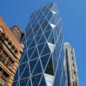 Hearst Tower - Exterior