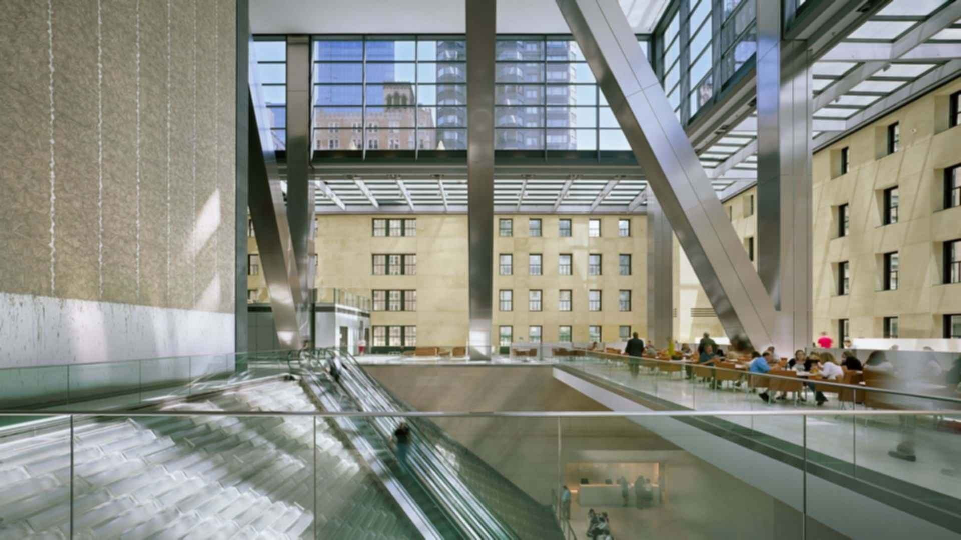 Hearst Tower - Interior