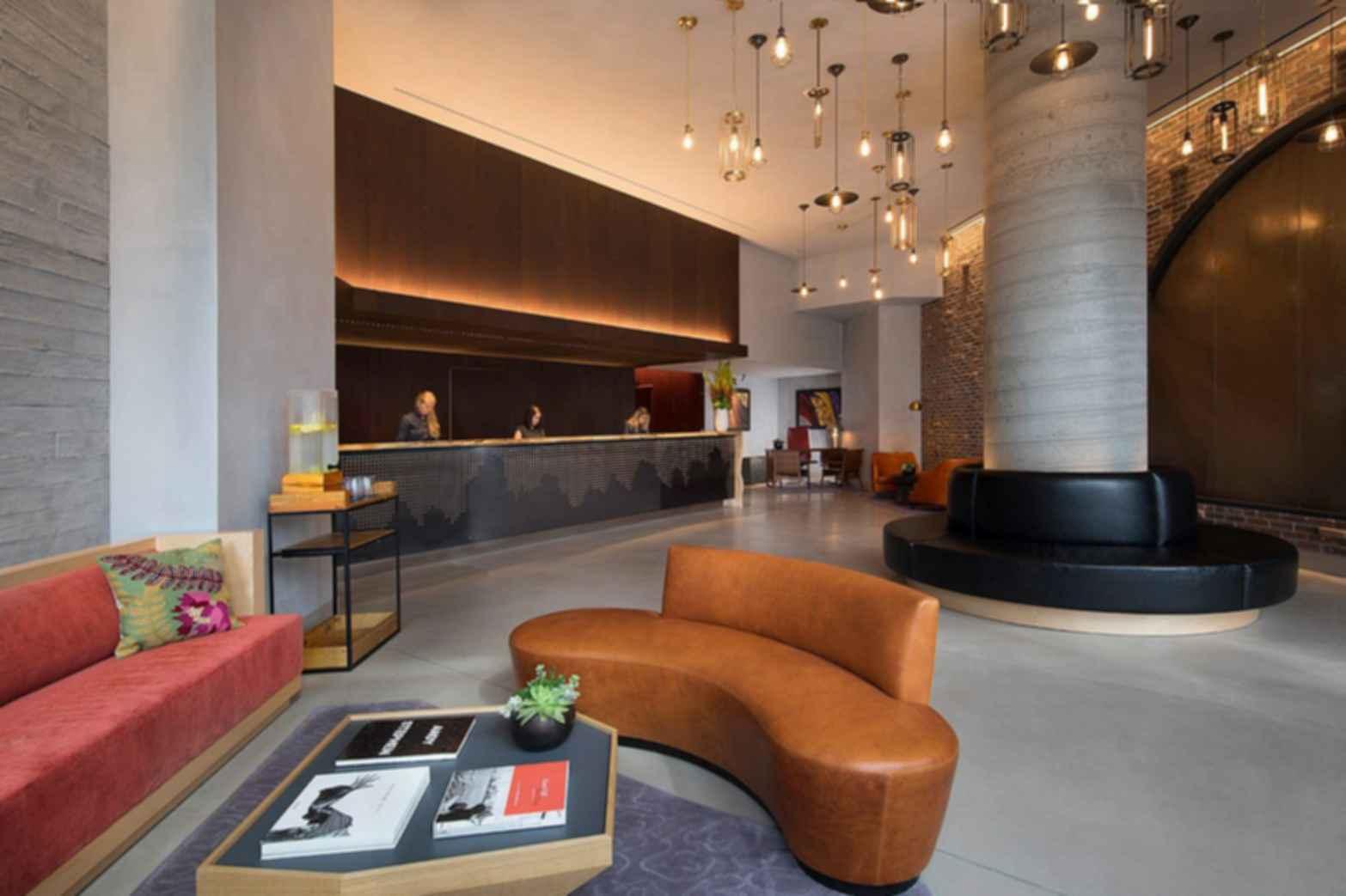 Hotel 50 Bowery - Reception