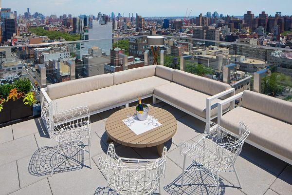 Hotel bowery rooftop bar modlar