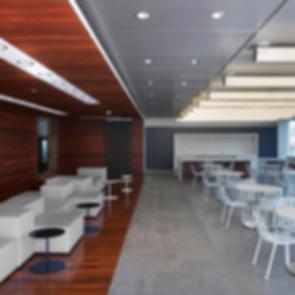 Metro Goldwyn Mayer Office - Break Room
