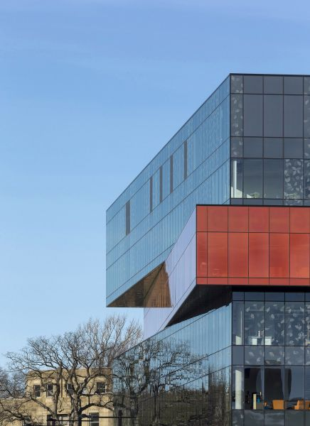 New Halifax Central Library Exterior Modlar Com