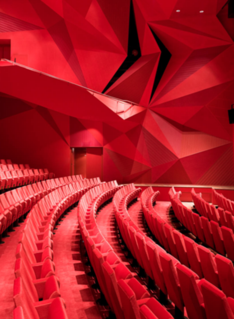 Theatre Agora - Seating
