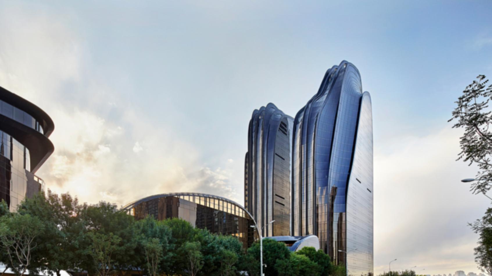 Chaoyang Park Plaza - Exterior