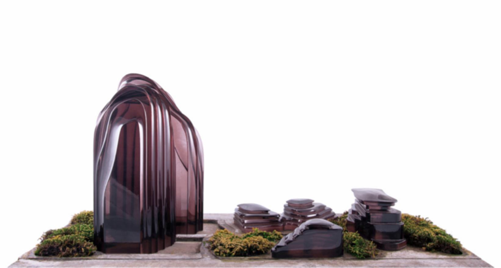 Chaoyang Park Plaza - Model