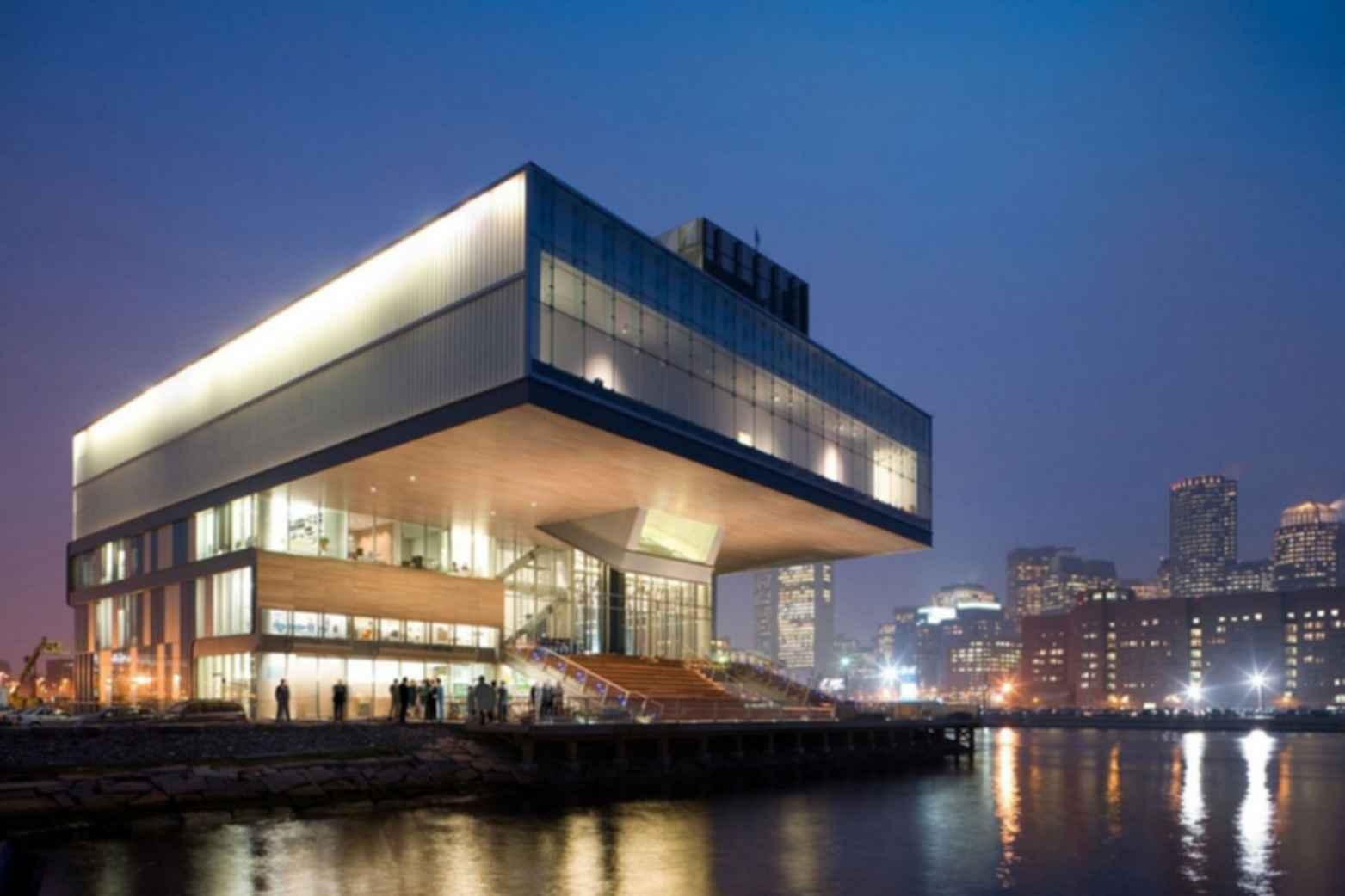Institute of Contemporary Art, Boston - Exterior