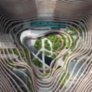 Marina One - Courtyard Concept Design