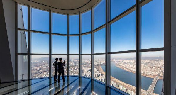 Lotte World Tower View Modlar Com