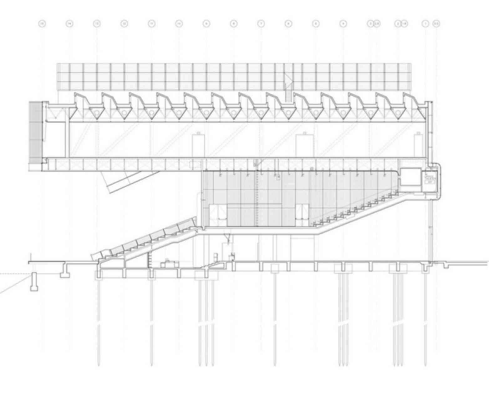 Institute of Contemporary Art, Boston - Concept Design