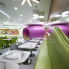 Amoje Food Capital - Seating