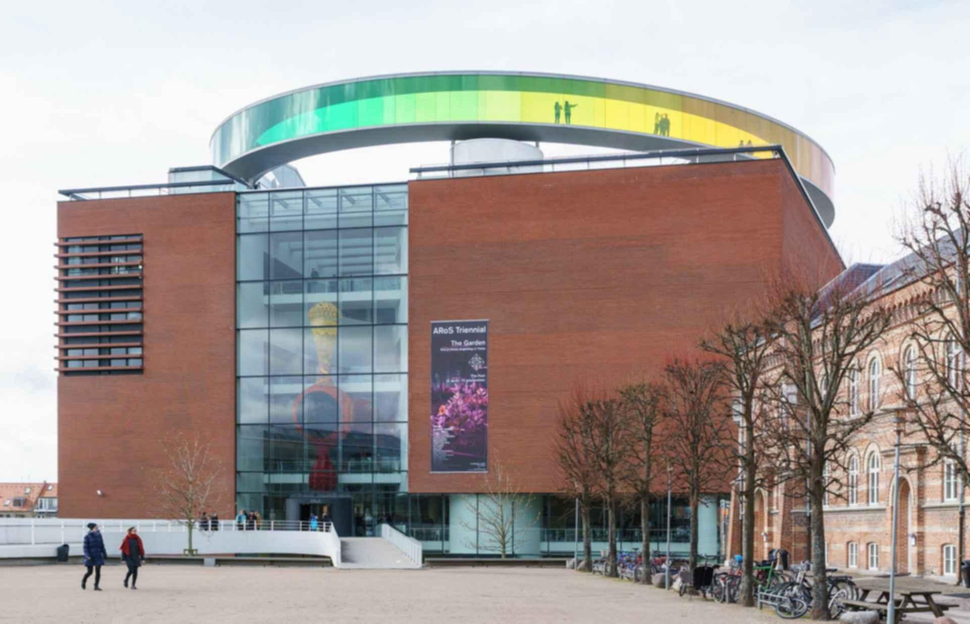 ARoS Aarhus Kunstmuseum - Exterior