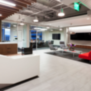 AON Headquarters - Reception