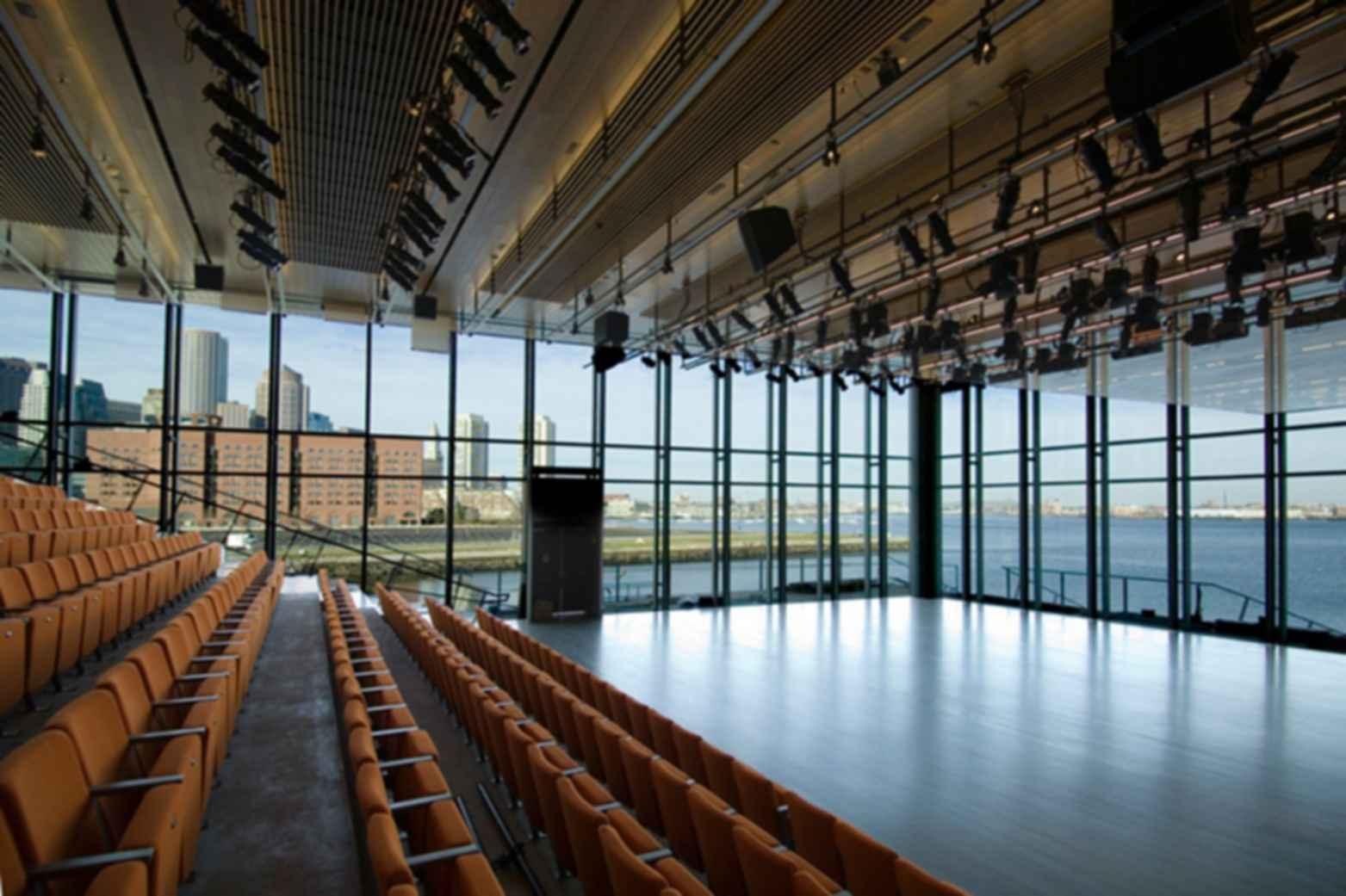 Institute of Contemporary Art, Boston - Interior