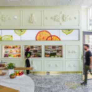 Jamba Juice Innovation Bar - Entrance