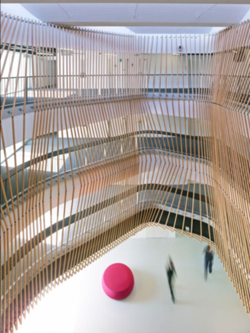 Hub Creatic - Interior