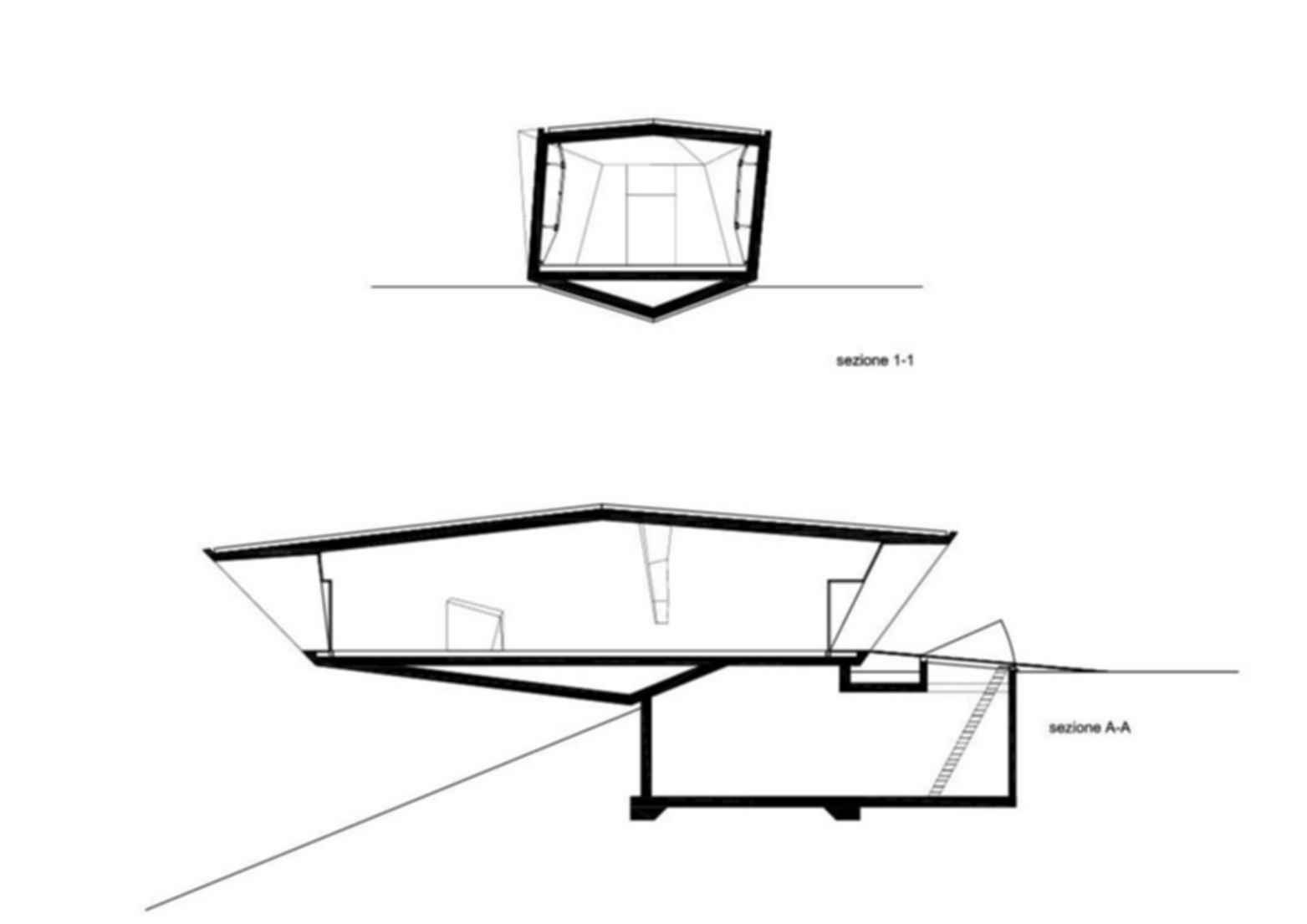 The Timmelsjoch Experience Pass Museum - Site Plan