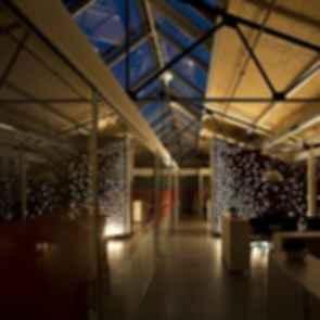 Red Bull Headquarters - Interior