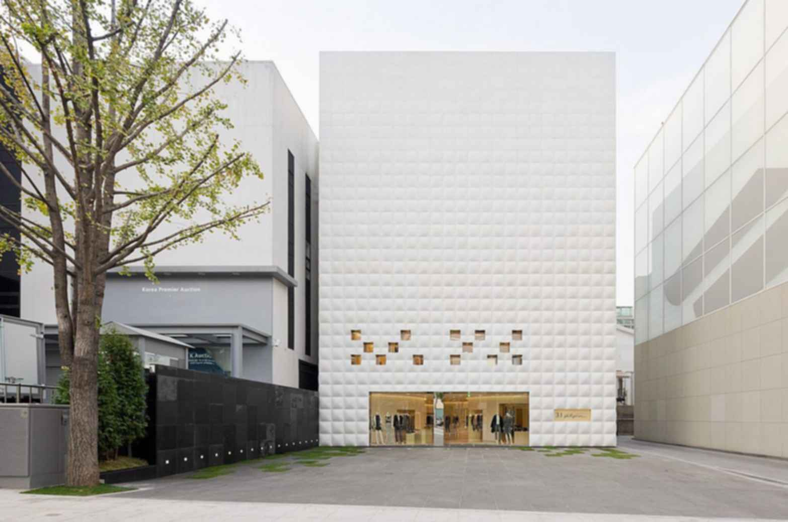 3.1 Phillip Lim Flagship Store - Exterior