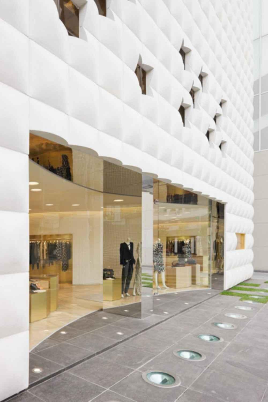 3.1 Phillip Lim Flagship Store - Entrance