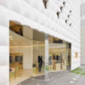 3.1 Phillip Lim Flagship Store - Entrance