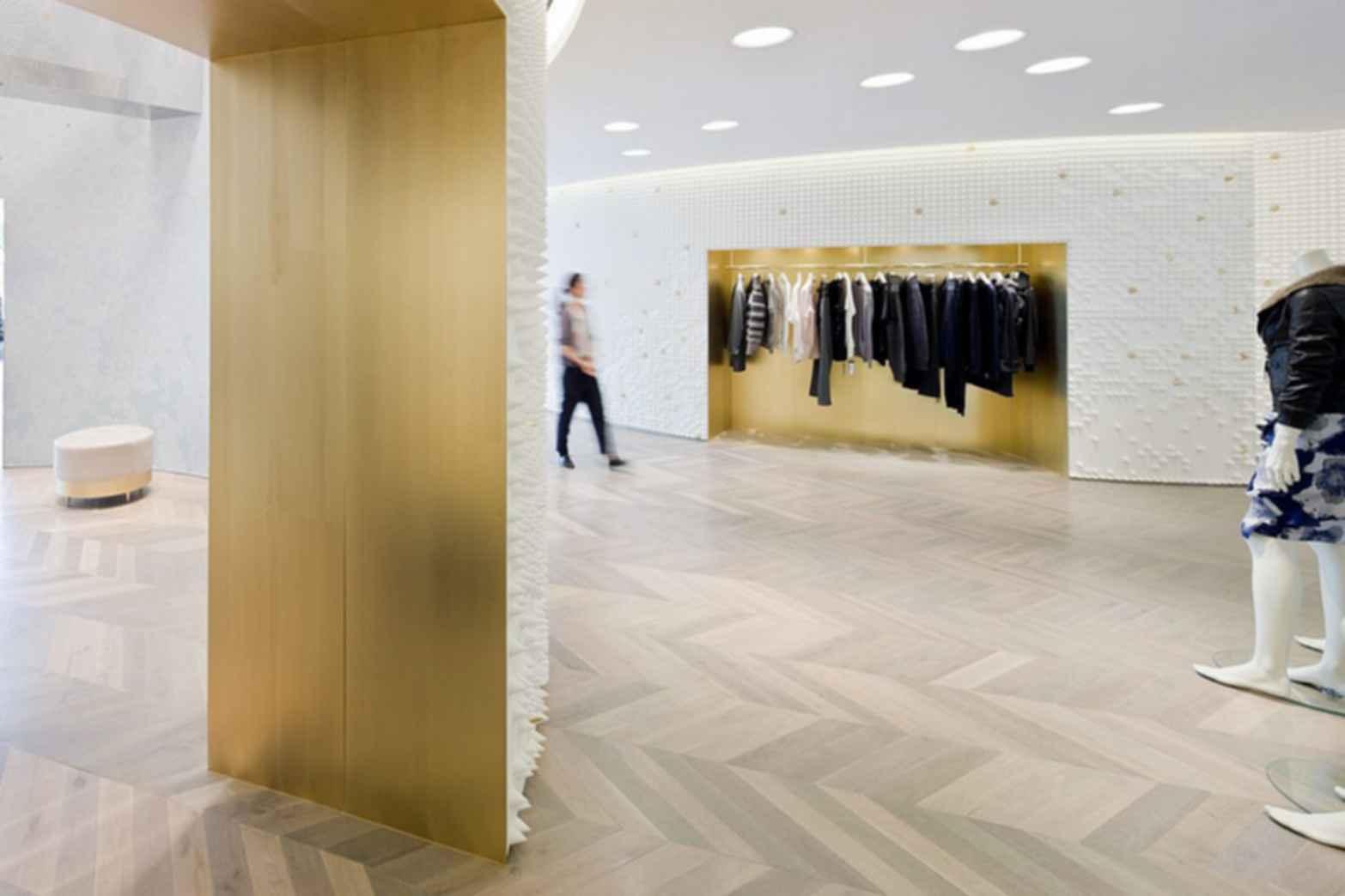 3.1 Phillip Lim Flagship Store - Interior