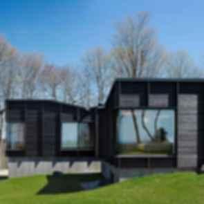 Michigan Lake House - Exterior