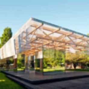 Dulwich Pavilion - Exterior