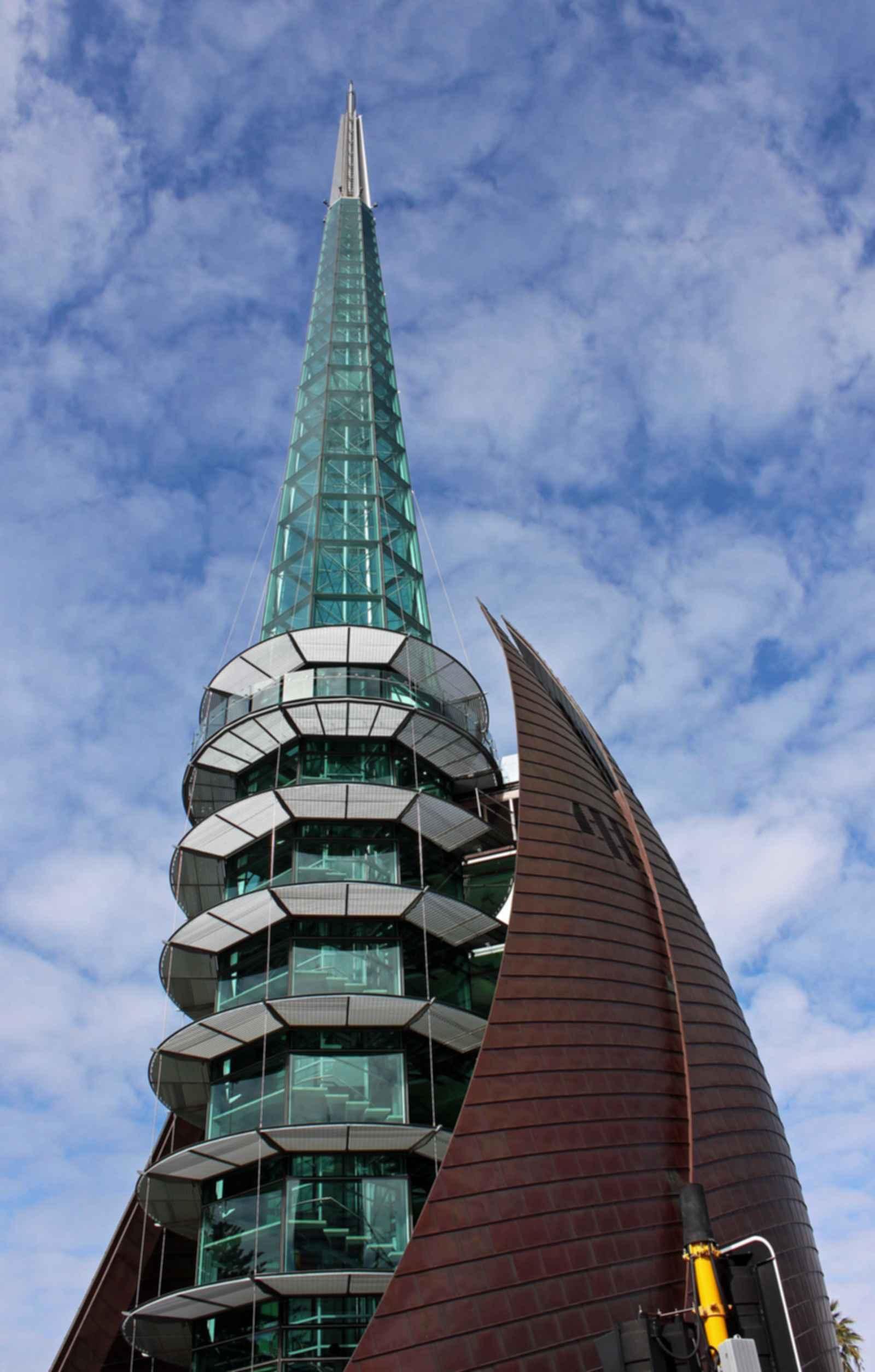 Swan Bells Tower
