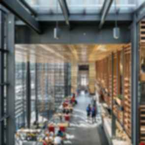 Richard H. Brodhead Center for Campus Life - Interior