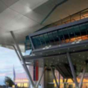 Boston Convention and Exhibition Center - Entrance