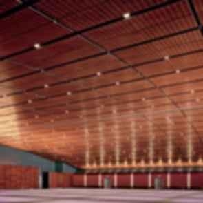 Boston Convention and Exhibition Center - Interior