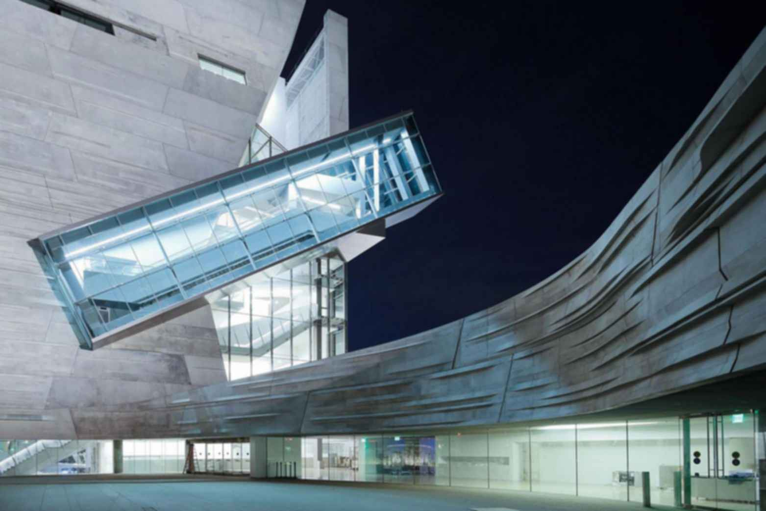 Perot Museum of Nature and Science - Exterior/Entrance