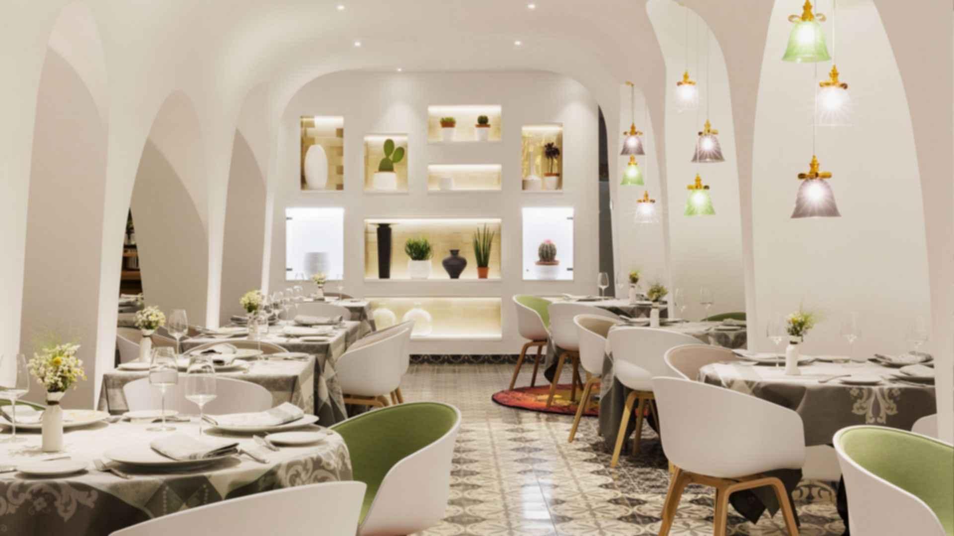 Grand Hotel Portals Nous - Restaurant