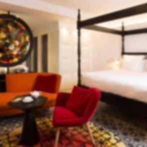 Grand Hotel Portals Nous - Bedroom