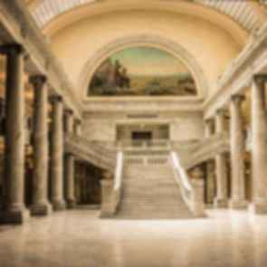 Utah State Capitol - Interior