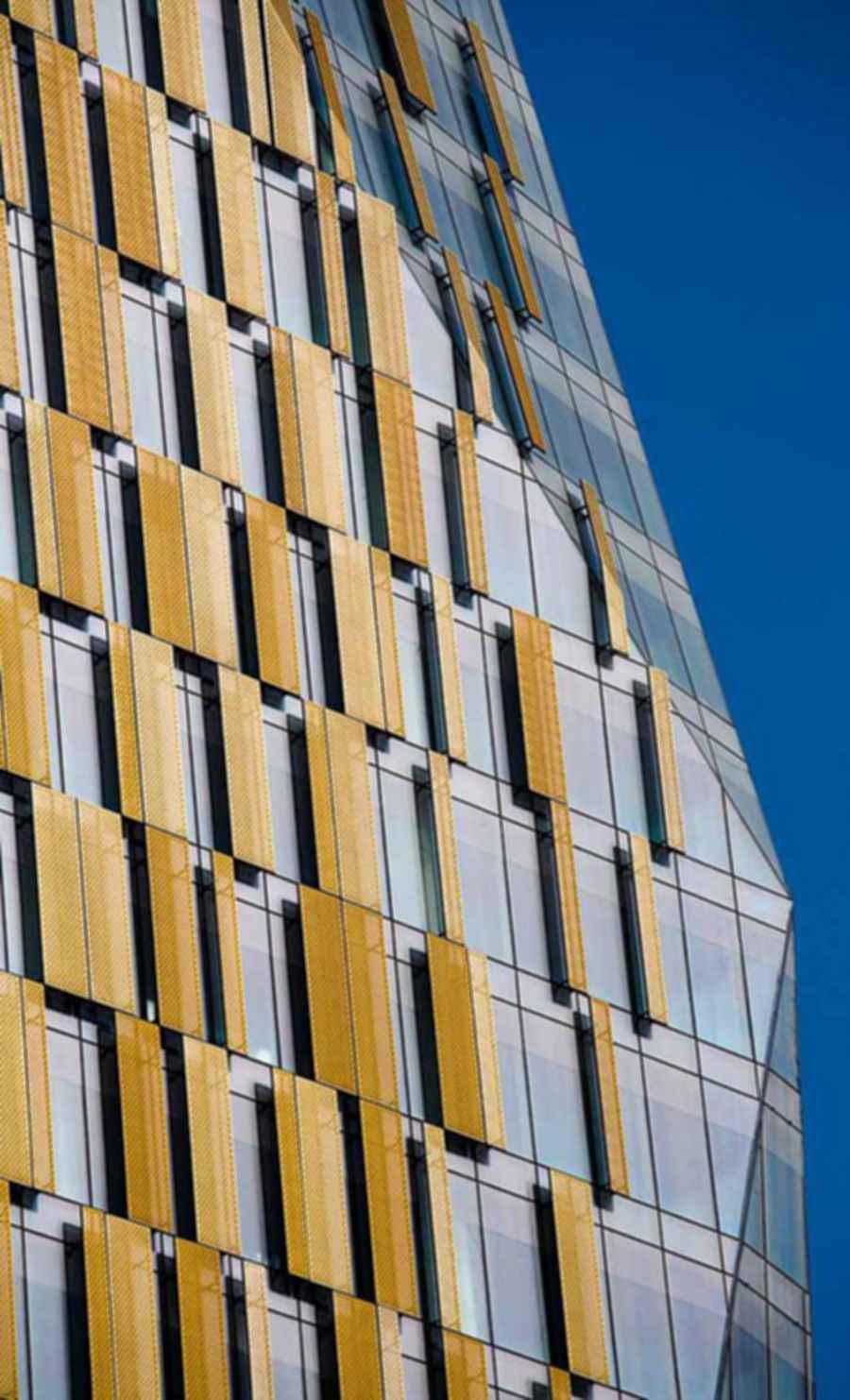 Allianz Tower - Facade Detail