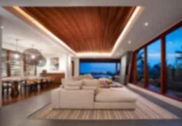 Kona Residence - Living Room