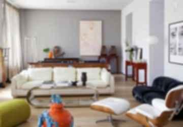 Italian Residence - Living Room