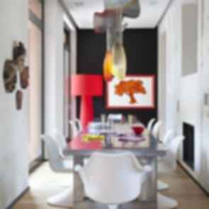 Italian Residence - Dining Room