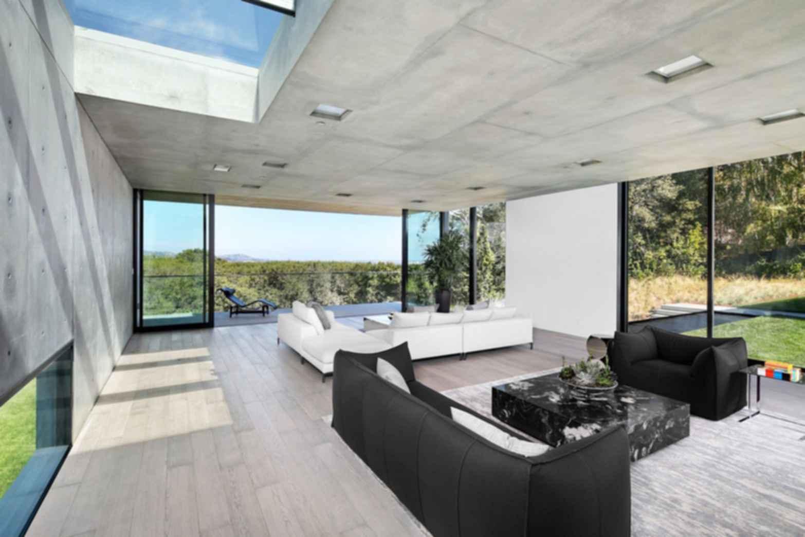 OZ Residence - Living Room