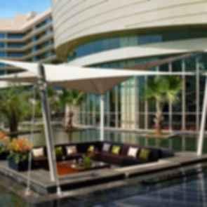 MGM Grand Sanya - Outdoor Lounge Area