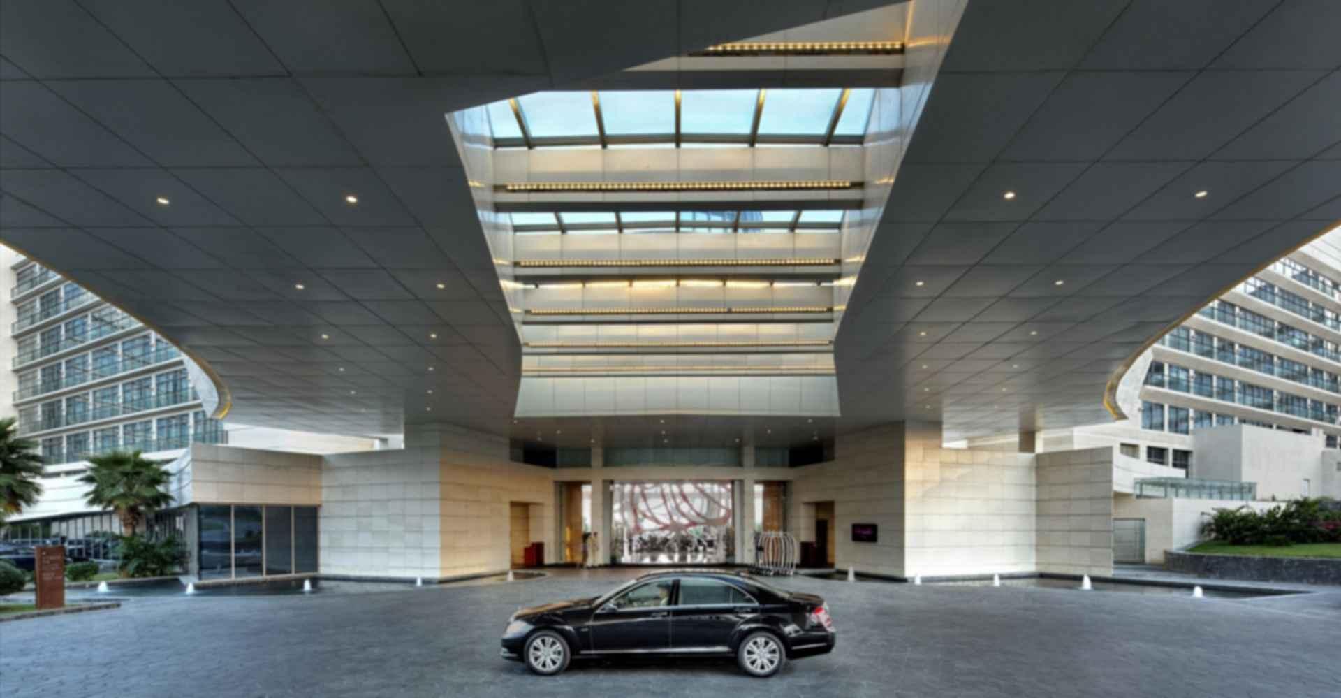 MGM Grand Sanya - Entrance